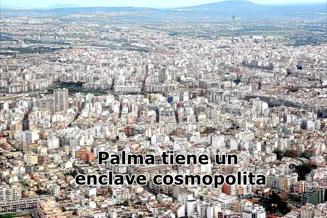 Santa Catalina, uno de los enclaves más cosmopolitas de Palma