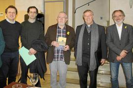 Presentación del libro de Rafel Horrach en Can Alcover