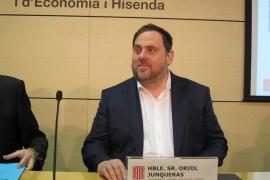 Junqueras plantea combinar una Presidencia de la Generalitat simbólica con otra efectiva