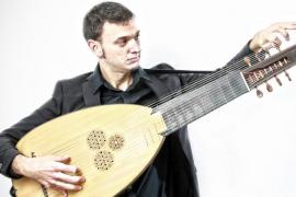 Marc de la Linde y Ferran Pisà ofrecen 'Música Universalis' en Alcúdia