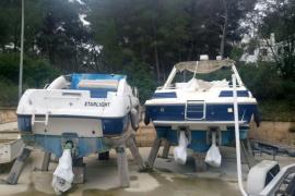PortsIB retirará 200 embarcaciones abandonadas en puertos de Baleares
