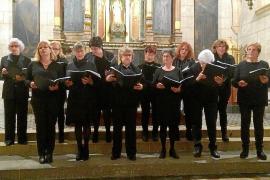 El coro de Pollença se queda sin voces de hombre 78 años después de su fundación