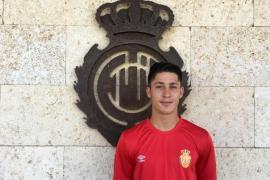 El Mallorca renueva al joven Enzo hasta 2020