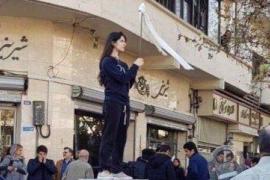 La Policía iraní detiene a 29 mujeres por sumarse a las protestas contra el hiyab