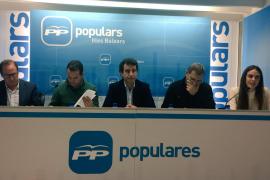 Company (PP) acusa a Armengol de ser «más catalanista que los catalanes» por el decreto del catalán en la sanidad