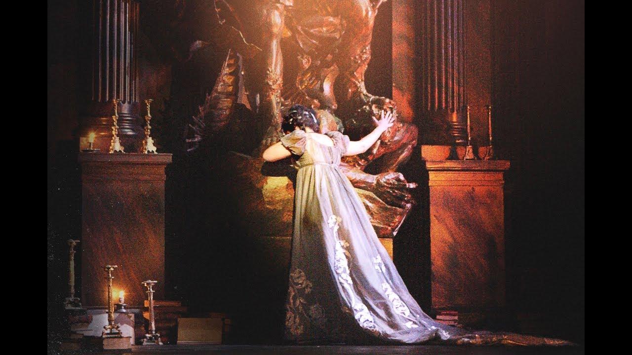 Proyección en directo de la ópera 'Tosca' en Ocimax