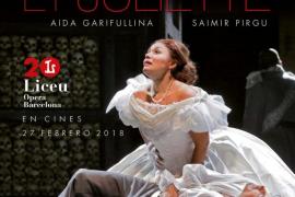 Proyección en directo de la ópera 'Roméo et Juliette' en Ocimax