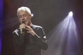 Sergio Dalma emociona y conquista el Auditórium de Palma