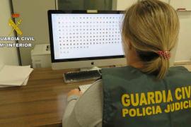 Detenido un joven de Ibiza por robar archivos con contenido sexual de los ordenadores