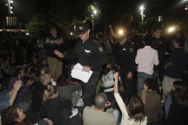 Movimiento 15-M Plaça d'Espanya