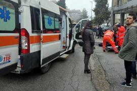 Seis personas heridas en un tiroteo racista en Italia