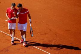 Carreño y López llevan a España a tocar los cuartos de final de la Copa Davis