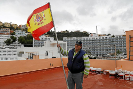 Guerra de españolidad en Calvià