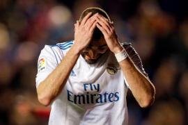 Al Real Madrid se le escapa el triunfo en el minuto 89 tras una pobre segunda parte