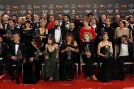 'La librería' de Coixet vence por sorpresa en los premios del Cine