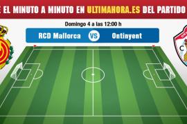 Real Mallorca-Ontinyent, en directo