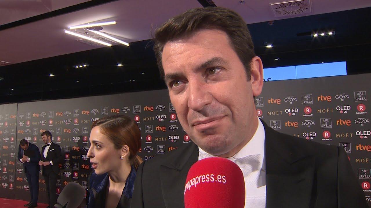 Arturo Valls desata el debate en las redes sociales tras criticar el tono feminista de los Goya
