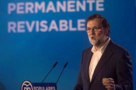 Rajoy justifica ampliar los delitos con prisión permanente como respuesta a la demanda de la mayoría de la sociedad