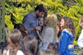 Gerard Piqué y Shakira vs Carles  Puyol y Malena Costa, ¿boda a la vista?