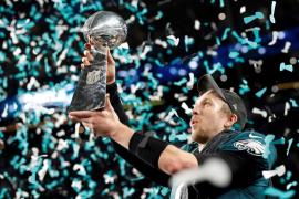 Los Eagles de Filadelfia, campeones de la Super Bowl
