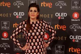 Pepa Charro y el discurso más feminista de los premios Goya