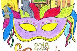 Desfile de carnaval en la Rua de Llucmajor 2018