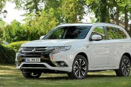 Mitsubishi Outlander PHEV: 100.000 unidades en Europa