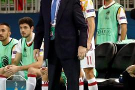 La selección española de Miguelín busca ante Ucrania las semifinales de la Eurocopa