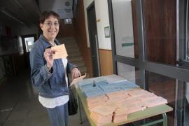 Joana Barceló pronostica un incremento de la participación