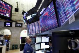Wall Street cierra este lunes con fuertes pérdidas