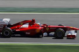 Alonso: «Que te doblen no es lo mejor»