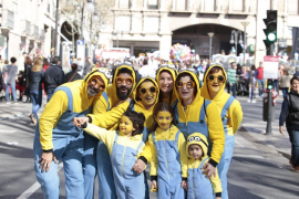 Sa Rueta 2018, un carnaval para los peques en Palma