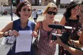 Decretan la apertura de juicio oral contra Juana Rivas por la sustracción de sus dos hijos