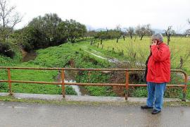 Un gran vertido de fecales mal depuradas en el torrente de Solleric indigna a Biniali