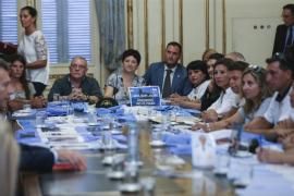 El Gobierno argentino dará una recompensa millonaria a quien halle el submarino desaparecido en noviembre