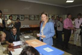 El PP gana en el Consell de Mallorca con mayoría absoluta