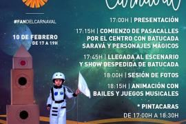 Vive una jornada de Carnaval familiar en Fan Mallorca Shopping