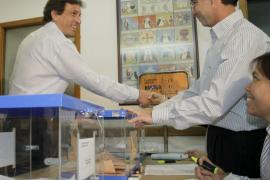 Isern asegura que administrará con «humildad» el «histórico» resultado del PP en Cort