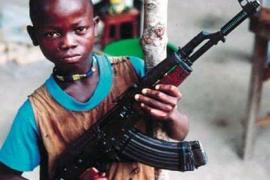 Liberados más de 300 niños soldado de las filas rebeldes en Sudán del Sur