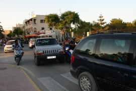Formentera regulará la entrada y circulación de vehículos en la isla
