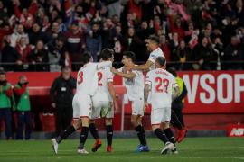 El Sevilla se mete en la final de la Copa del Rey