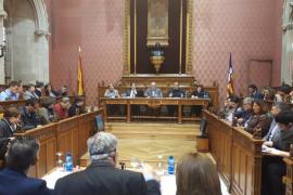 El Consell aprueba por unanimidad la fiscalización y transparencia de las asignaciones a los grupos políticos