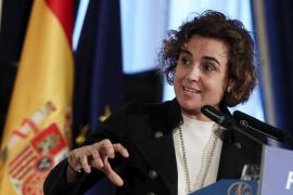 La ministra de Sanidad califica de «dantesco» que Baleares exija el catalán en la sanidad
