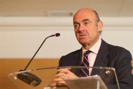 Guindos cobraría casi cinco veces más como vicepresidente del BCE que como ministro de Economía