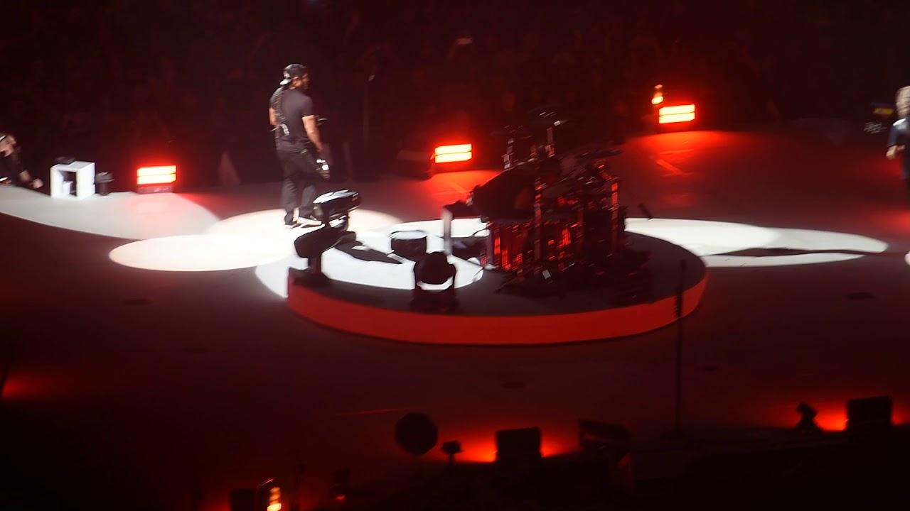 Metallica revive a Peret en el Palau Sant Jordi