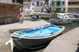 Santanyí retira nueve pateras llegadas en los últimos años a Cala Figuera