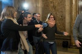 Artadi (JxCat) reafirma que «Puigdemont es nuestro candidato»