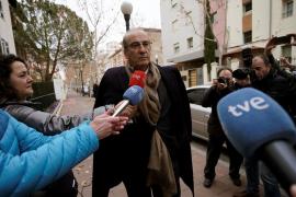 Condena de prisión al nieto de Franco por atentado a la autoridad contra una patrulla de la Guardia Civil