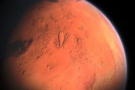 La vida en Marte es más probable bajo la superficie