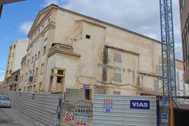 La Fundació Teatre Principal de Inca irá a los juzgados si la empresa incumple los plazos
